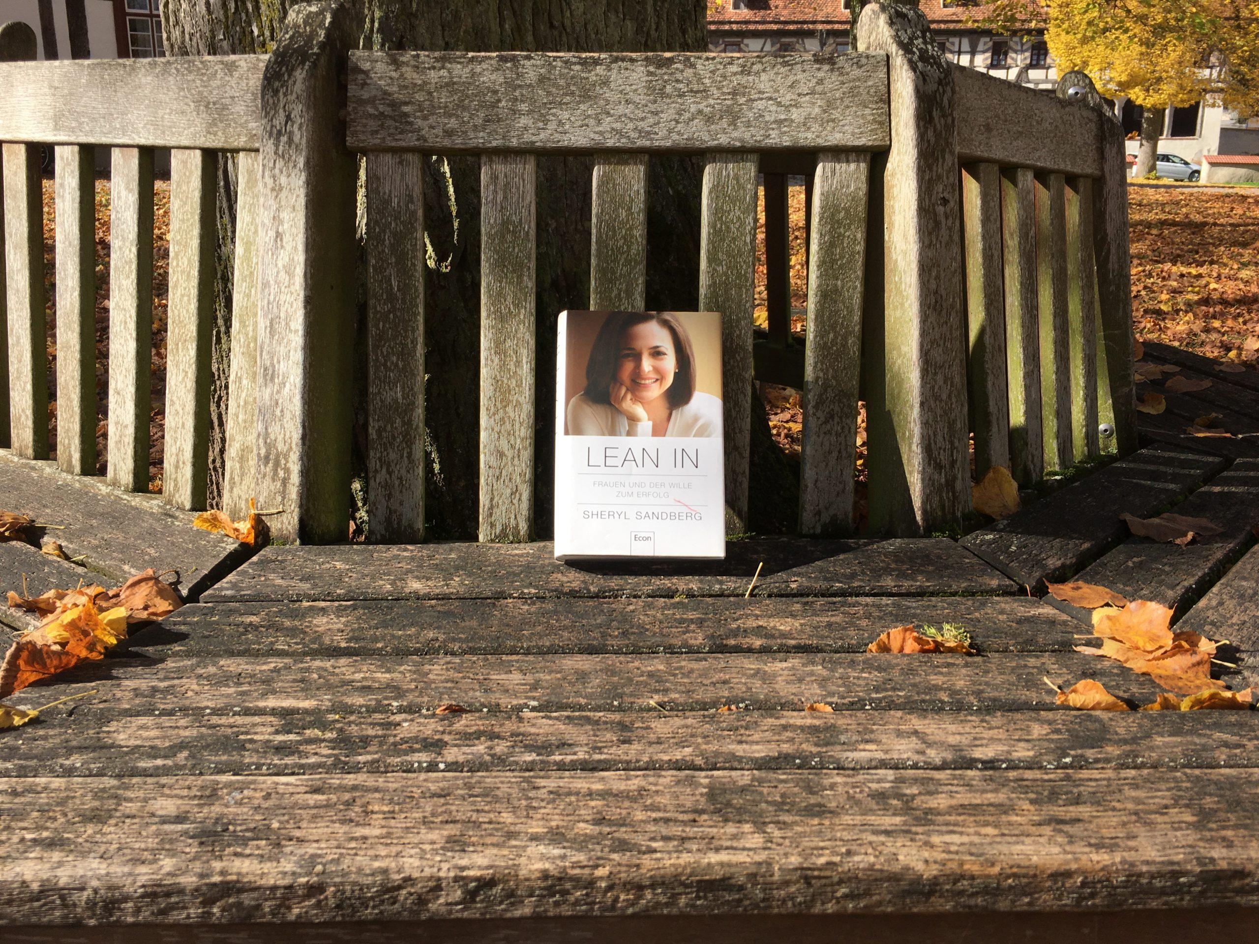 "5 Gedanken aus dem Buch ""Lean in"" v. Sheryl Sandberg"