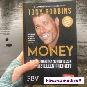 """5 Gedanken aus """"Money"""" von Tony Robbins"""